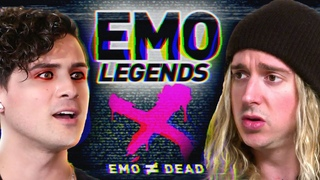 I spent a day with EMO LEGENDS (Underoath, Silverstein, From First To Last)