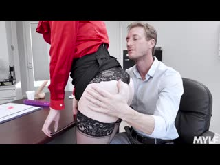 [mylf.com] lauren phillips - selling sex 101 [all sex, big ass, doggystyle, facial, office, big tits, milf, cum in mouth]