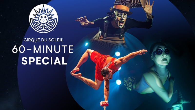 60 MINUTE SPECIAL Cirque du Soleil March 27