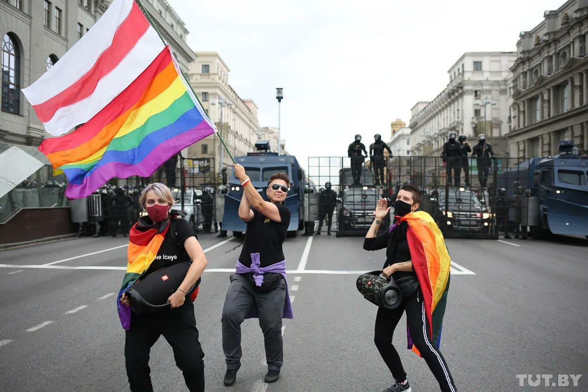 """Протест наизнанку"""