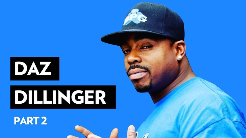 """Daz Dillinger Says Dr. Dre Took His Ideas To Create """"The Chronic"""""""