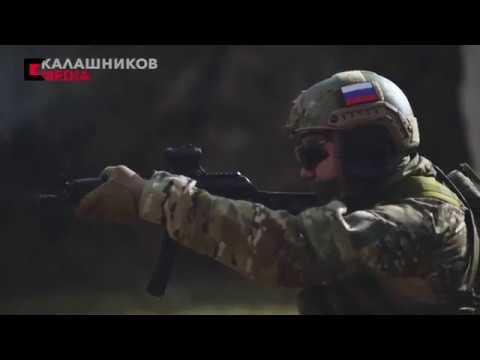 Выступление группы экспертов Концерна «Калашников» по случаю дня оружейника