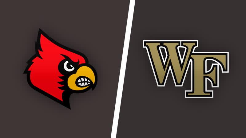 RS 13 01 2021 16 Louisville Cardinals @ Wake Forest Demon Deacons