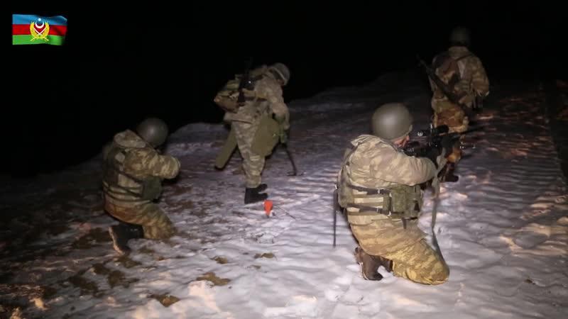 Министерство обороны Азербайджана распространило первые видеокадры из освобожденного от армянской оккупации Кельбаджара КАРАБАХ