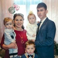 Фотография страницы Оксаны Хомич ВКонтакте