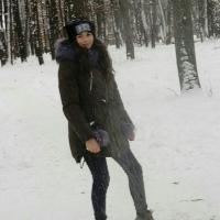 Фотография страницы Вики Семенченко ВКонтакте