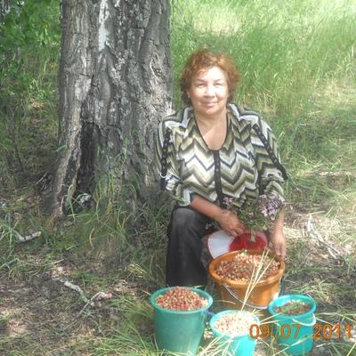 Наиля Алимжанова, Кумертау