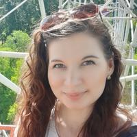 Фотография страницы Анастасии Коваленко ВКонтакте