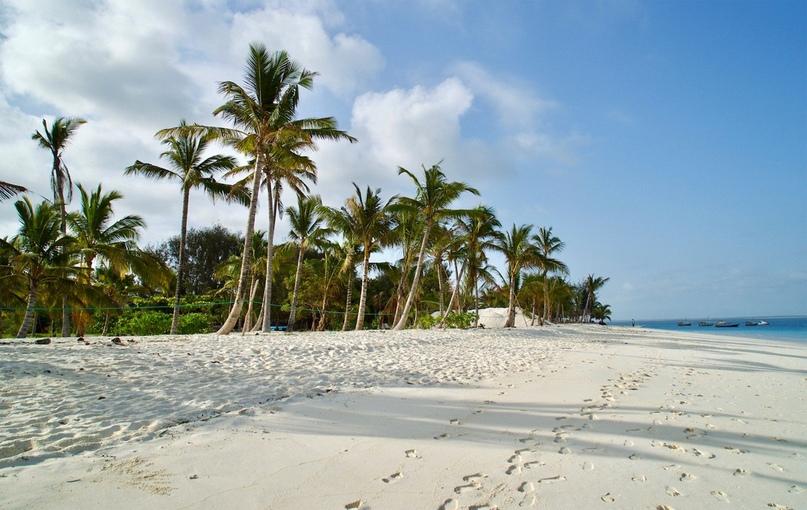 Лучшие пляжи Занзибара, изображение №1