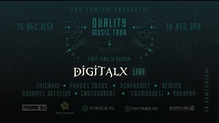 Quality Music Tour DigitalX in Russia (ZDS Family)