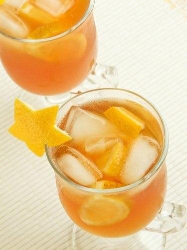 """""""Напиток из апельсиновых корок"""""""