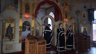 Пассия с акафистом Страстям Христовым 2 ой Недели Великого поста  Мужской хор духовной академии СПб