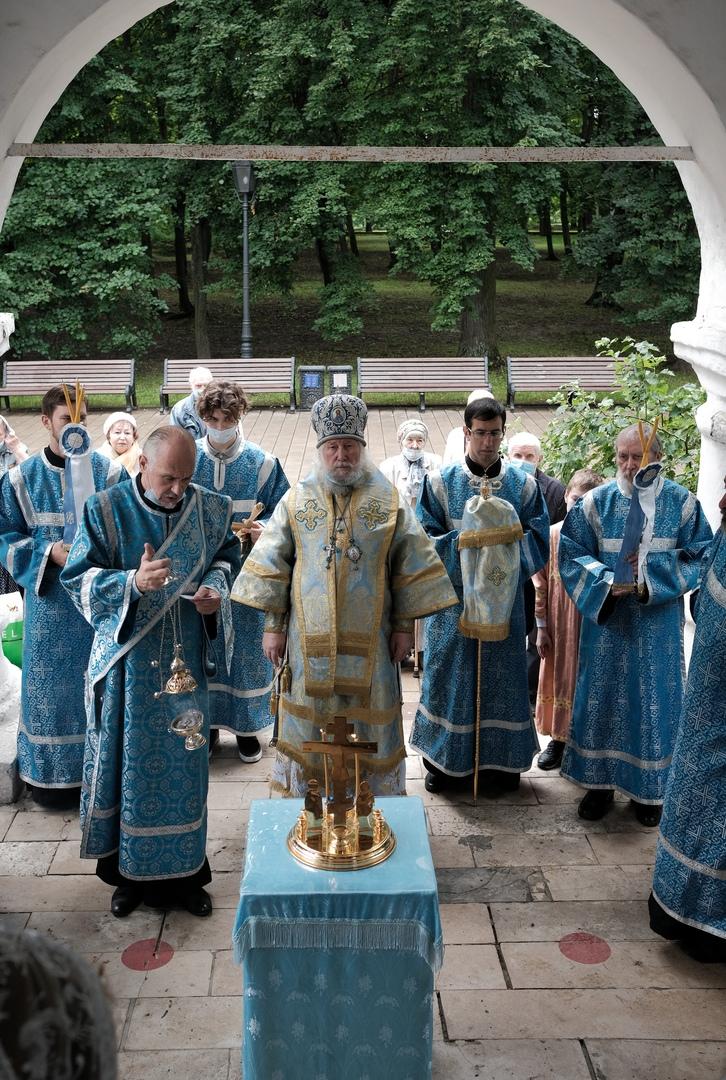 Празднования в честь Казанской иконы Божией Матери, изображение №12