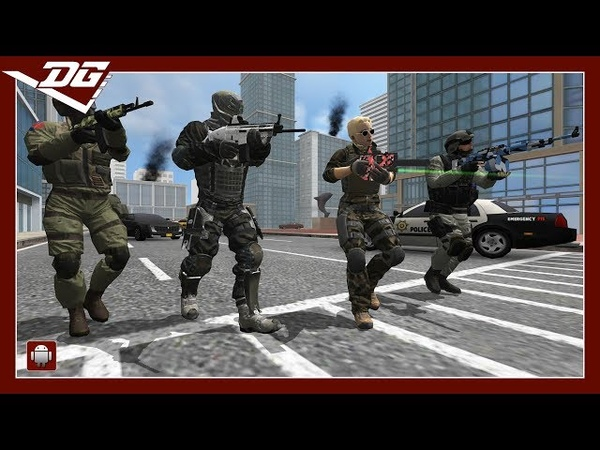 Earth Protect Squad Third Person Shooting Game Unreleased Android Gameplay ᴴᴰ