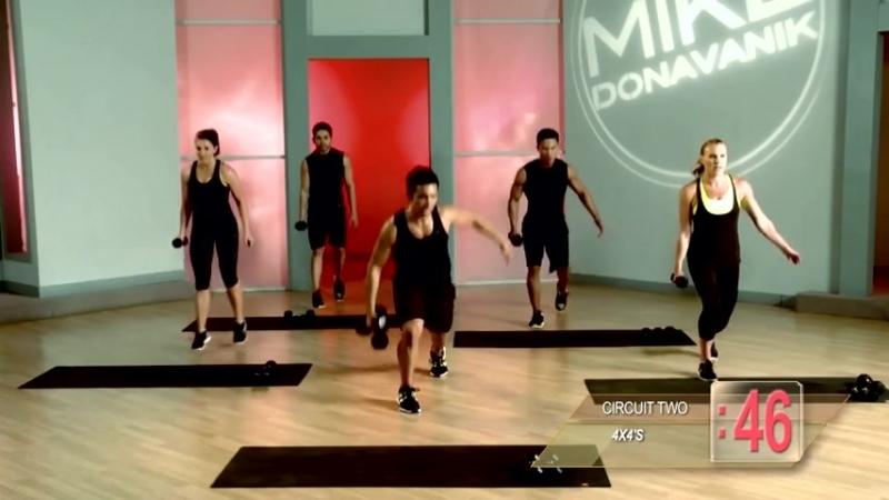 Mike Donavanik Metabolic Сonditioning Workout 2