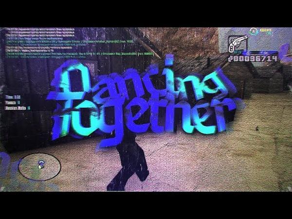 👫 🎇 💙 Dancing Together 1080p 60 FPS