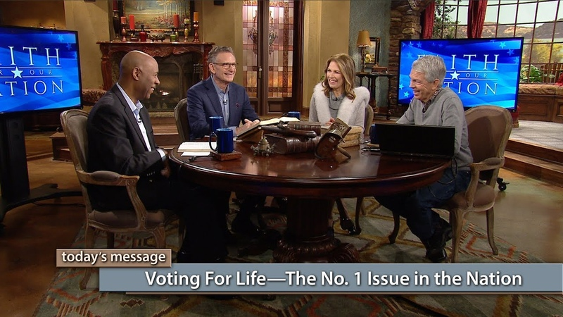 Voting for Life The No 1 Issue in the Nation