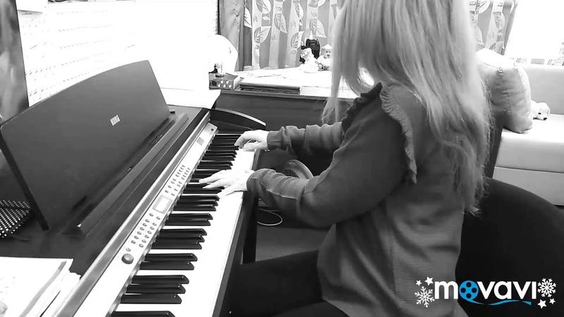 Родственный обмен piano cover