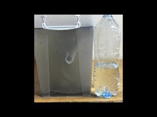 """Фильтр """"Водный Доктор"""" - очистка очень грязной воды!!!"""