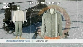 ADS | GEN III ECWCS | Level VII: Extreme Cold Weather Parka & Trousers