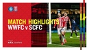 Highlights Wycombe Wanderers v Stoke City