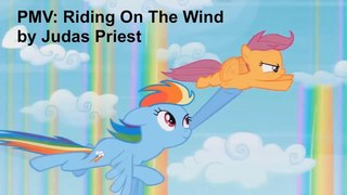PMV: Riding On The Wind by Judas Priest {2nd Place at EFNW 2018}