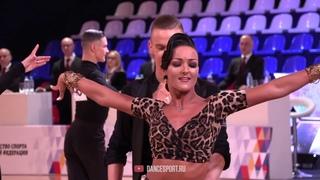 Сверидонов Евгений - Баркова Ангелина   Румба   Чемпионат России 2020   DanceSport