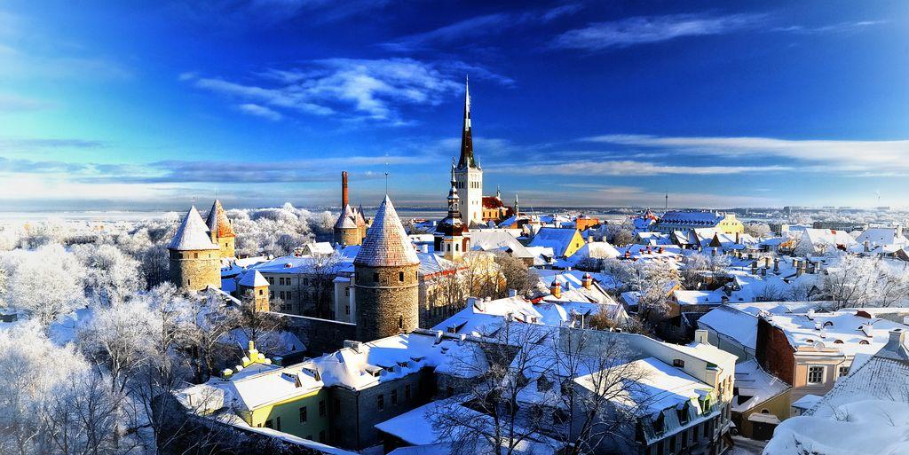 t pDmoB2jmk Новый Год 2020 и каникулы в Прибалтике