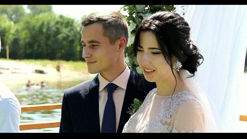 Очень красивая свадьба в Луганске. 2017 год