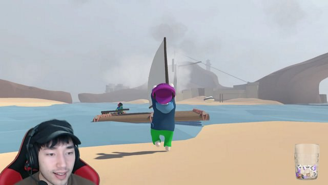 ANNOYING SOBE WITH BOYOUNG Human Fall Flat Part 2