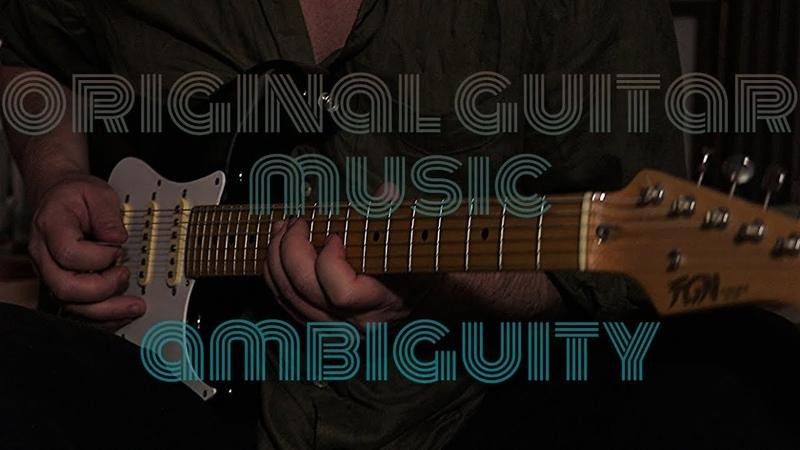 Guitar Loop Original Song Artem Afonichev Ambiguity