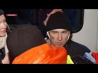 """""""Беркут"""" напав на знімальну групу euronews"""