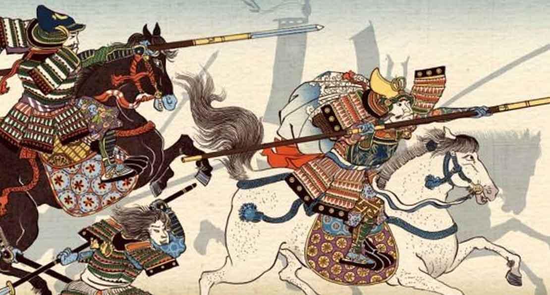 Атака самураев
