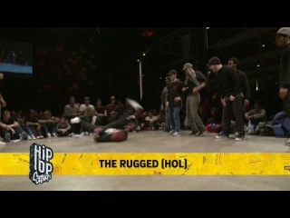 Quart de finale CREW 5VS5 - MIND180 (Usa) vs THE RUGGEDS (hol)