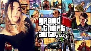 Grand Theft Auto V  ➤ КООП С ДРУЗЬЯМИ И ПОДПИСЧИКАМИ! СНОВА ОГРАБЛЕМЫ!