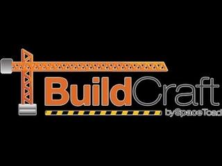 Обзор Модов №1   Minecraft   BuildCraft - Как построить Карьер?