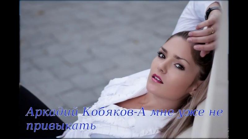 Аркадий Кобяков А мне уже не привыкать