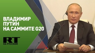 Путин принимает участие в саммите G20