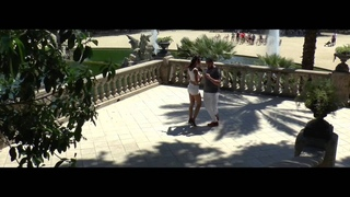Jeremy & Stephanie - Barcelona Kizomba - UrbanKiz - The Godfather Tarraxa - Dj Ghost Face  Dj Drew