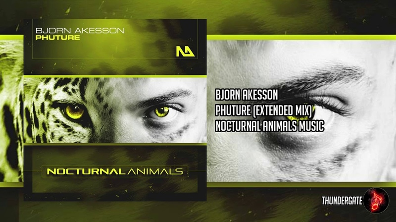 Bjorn Akesson - Phuture (Extended Mix) |Nocturnal Animals Music|