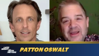Patton Oswalt Got His Daughter a Private Skateboarding Lesson from Tony Hawk