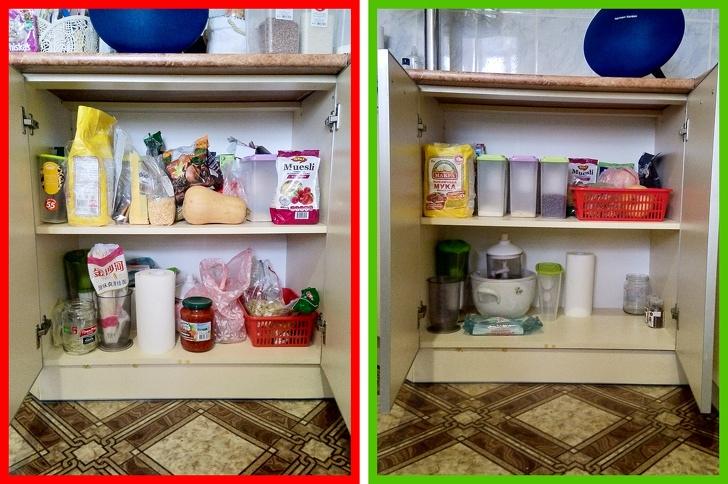 11 вещей на кухне, из-за которых там нет уюта и вечный беспорядок, изображение №12