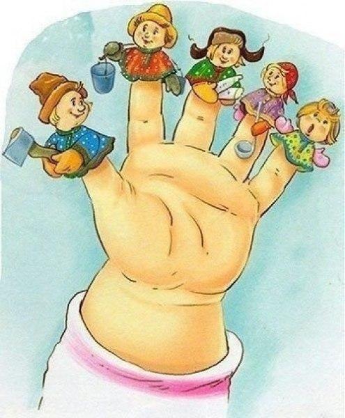 Пальчики играют картинки