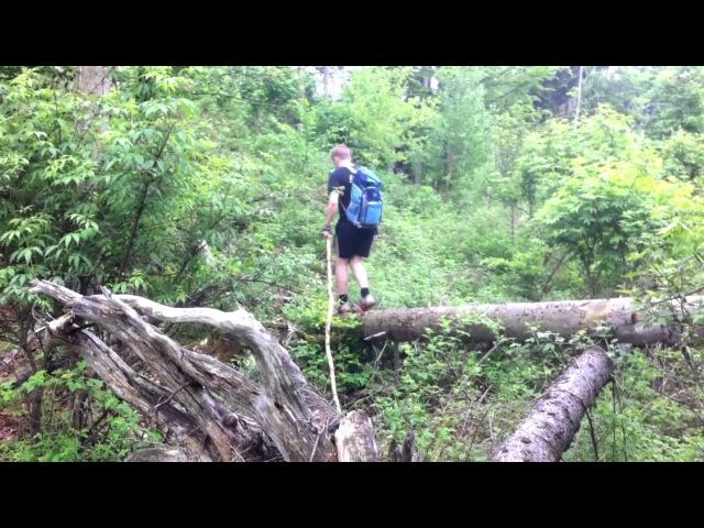 Oberaudorf как мы ходили в поход