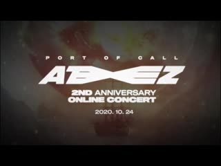 [ENG SUB] ATEEZ 2ND ANNIVERSARY ONLINE CONCERT