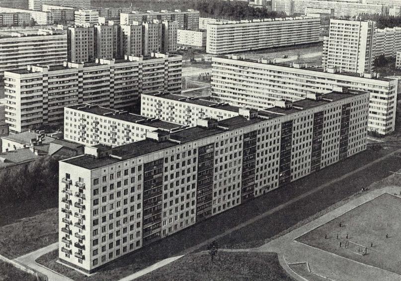 Жилье в СССР, изображение №31
