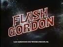 FLASH GORDON Cartoon Intro