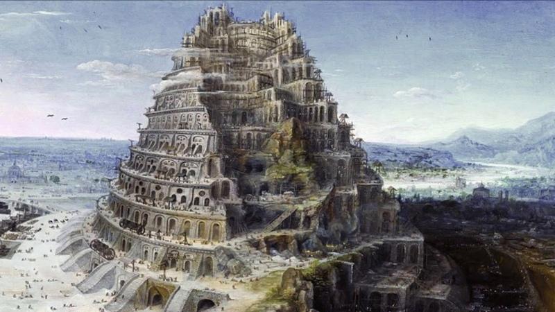 НОАХ 6 ГРЕХОВ СТРОИТЕЛЕЙ ВАВИЛОНСКОЙ БАШНИ Быт 11 1 9 В Олийник