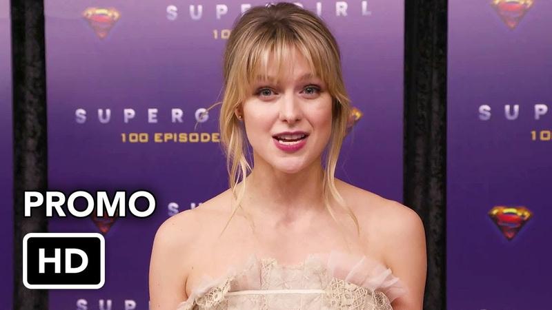 Supergirl Season 5 Stream the 100th Episode Promo (HD)