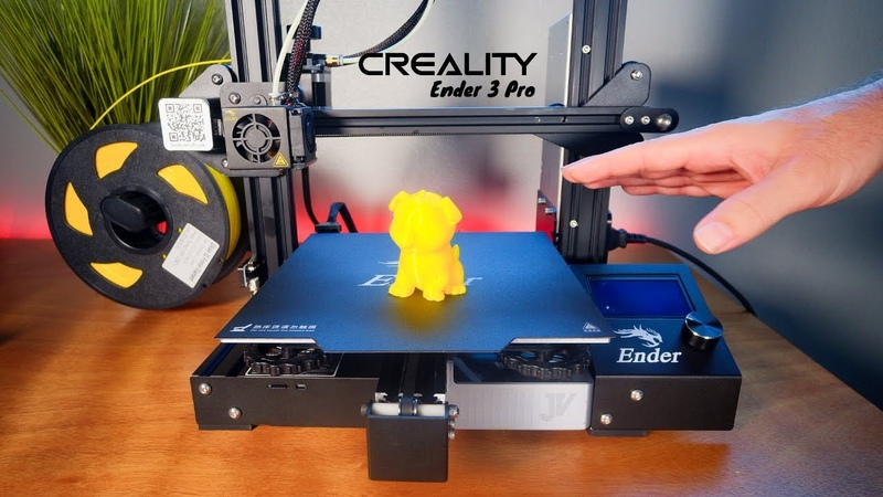 Creality Ender 3 Pro 3D Printer Upgrades Fixes